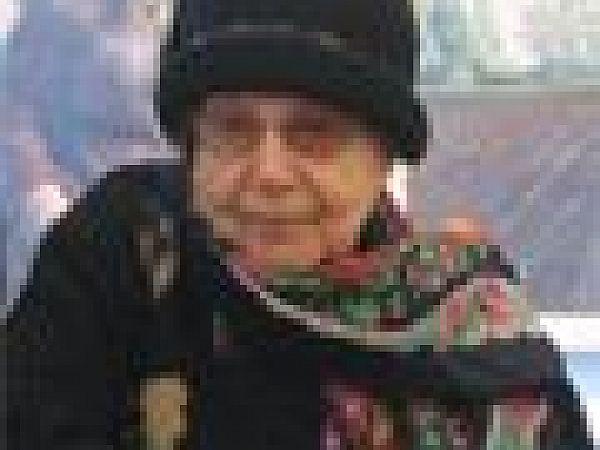 Пам'яті Ніни Георгіївни Федорової (1921 – 2010 рр.)