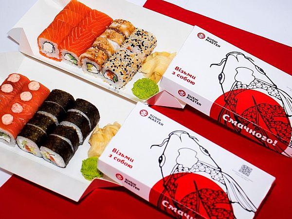 Обзор популярных сетей суши ресторанов Одессы
