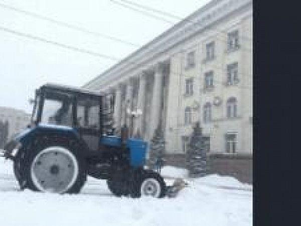 Как заработать на снеге?