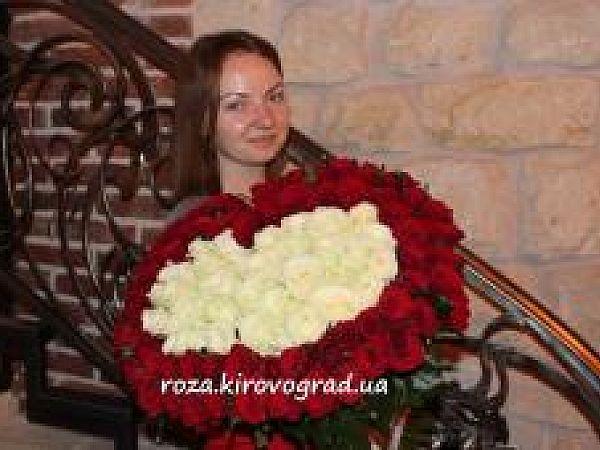 Доставка цветов Кропивницкий (Кировоград)