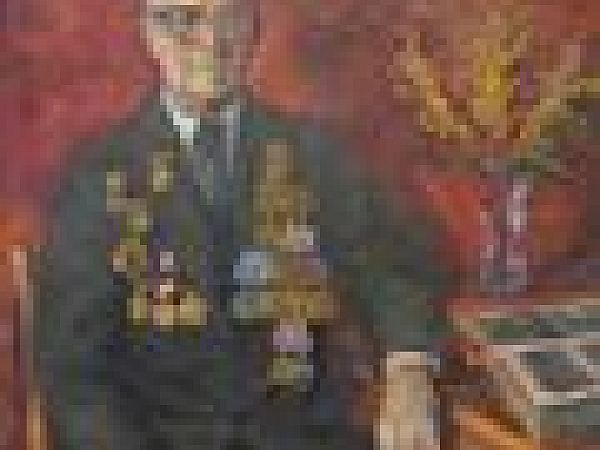 Відкриття виставки «Не згасне подвиг у віках !» до 65-ої річниці Перемоги у Великій Вітчизняній війні