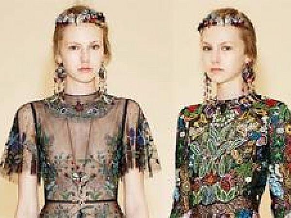 Весенние и летние тренды для отпетых модниц