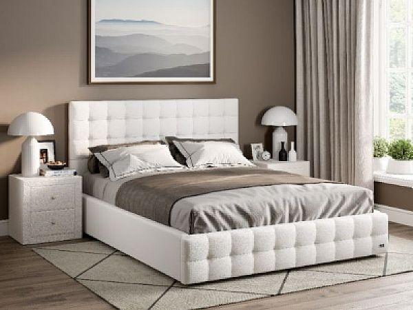 Выбираем  кровать  и  прикроватные  тумбочки в  спальню