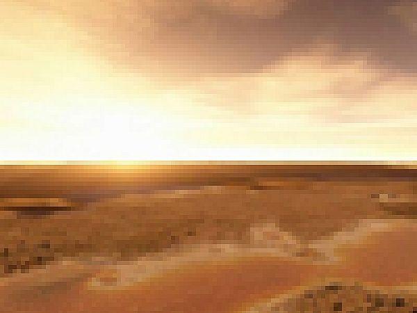 На Марсе найдено вещество, исключающее развитие жизни