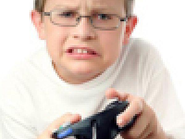 Видеоигры помогают похудеть.