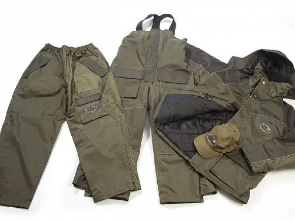 Выбор костюма для рыбалки и охоты в летний и демисезонный период