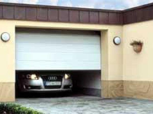 Автоматические гаражные ворота - преимущества и недостатки