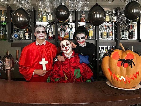 Костюм для празднования Хэллоуина