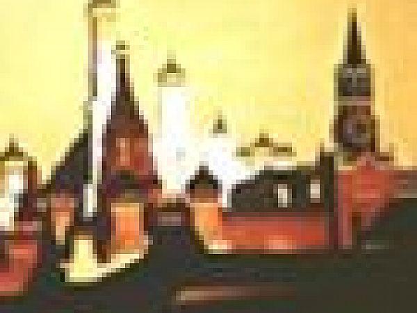 Експозиція, присвячена 630-й річниці Куликовської битви та  660-й річниці від дня народження Дмитра Івановича Донськогo