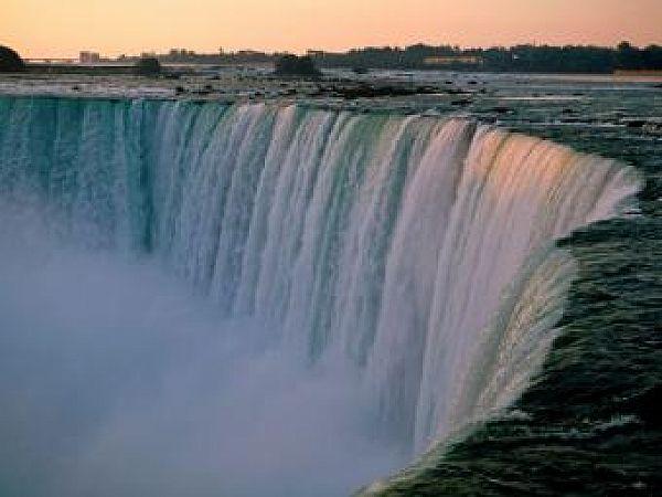 Восхитительная статистика Ниагарского водопада