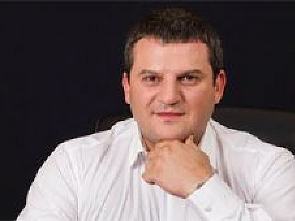 """Рафаель Санасарян - нове обличчя """"нового"""" міста"""